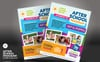 After School Program Flyer Corporate Identity Template Big Screenshot