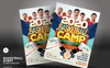 Basketball Event Flyer Corporate Identity Template Big Screenshot