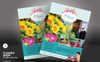Flower Shop Flyer Corporate Identity Template Big Screenshot