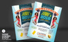 Homecoming Event Flyers Corporate Identity Template Big Screenshot