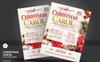 Christmas Carol Flyers Corporate Identity Template Big Screenshot