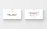 Andrea Caroline Infographic - Resume Template