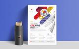 Studio Creative Design - Flyer Corporate Identity Template
