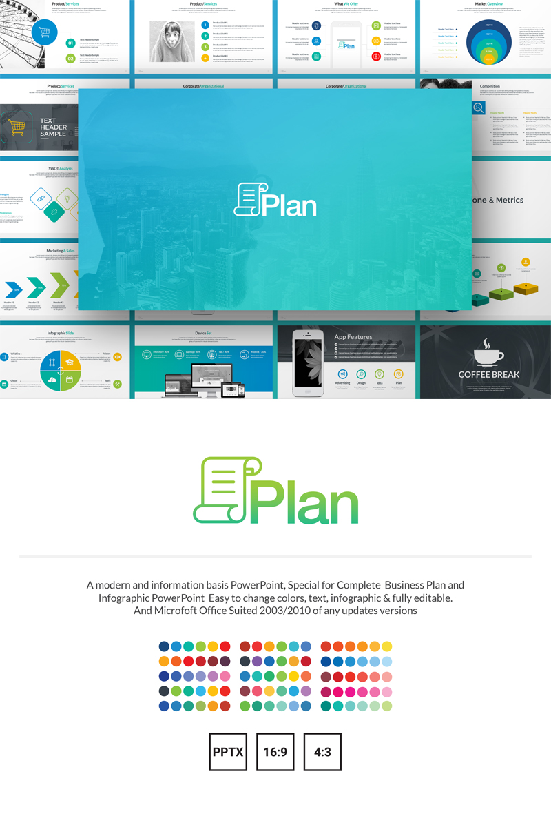 business plan power point