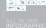 InfoShop-Infographic Presentation PowerPoint Template