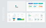 Kornel - Dashboard PowerPoint Template