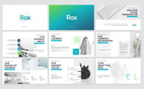 Rox Business Presentation Powerpoint Şablonu