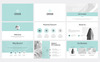 "Tema Keynote #80658 ""Omar Modern Business"" Screenshot grande"