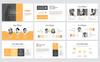 """PowerPoint Vorlage namens """"Modern Business"""" Großer Screenshot"""