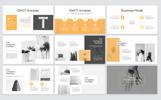 """PowerPoint Vorlage namens """"Modern Business"""""""