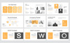 """Group - Modern Business"" google Slides  Grande capture d'écran"