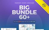 Bundle 60+ Presentation , Powerpoint , Keynote, Google Slides #82239