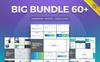 Bundle 60+ Presentation , Powerpoint , Keynote, Google Slides #82239 Duży zrzut ekranu