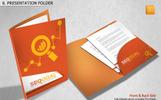 SEO (Search Engine Optimization) Mega Branding Stationery Identity Bundle Corporate Identity Template