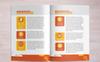 Brochure for SEO (Search Engine Optimization) Agency Corporate Identity Template Big Screenshot