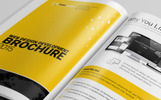 Brochure for Web Agency and Development Agency Corporate Identity Template