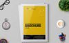 Brochure for Web Agency and Development Agency Corporate Identity Template Big Screenshot