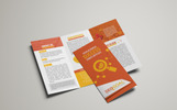SEO Service Brochure Corporate Identity Template