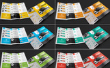 Web Design & Development Brochure Corporate Identity Template