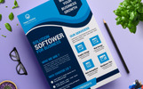 Creative and Modern Flyer | Vol. 11 Corporate Identity Template