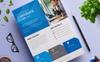 Creative and Modern Flyer | Vol. 12 Corporate Identity Template Big Screenshot