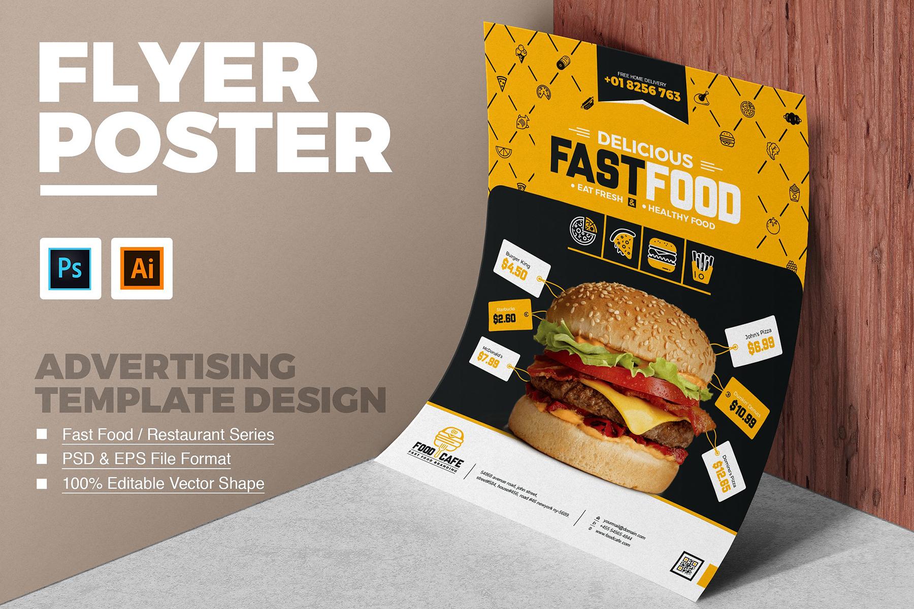 Flyer Template Bundle | 10 Flyer Design Corporate Identity ...