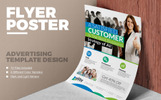 Flyer Template Bundle | 10 Flyer Design Corporate Identity Template
