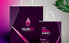 7 Shopping Bag Bundle Corporate Identity Template Big Screenshot