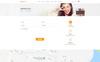 """PSD Vorlage namens """"KMART – Multipurpose e-Commerce"""" Großer Screenshot"""