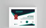 IT Company - Sertifka Şablonları