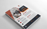 Haque Business Flyer Corporate Identity Template