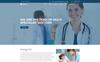 Medical Responsive Unbounce Template Big Screenshot