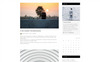 Art - Minimal Portfolio & Photography WordPress Theme Big Screenshot