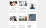 Motyw WordPress Daisy - Exquisite Blog #69077