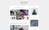 Daisy - Exquisite Blog WordPress Theme Big Screenshot
