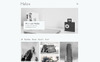 Helen - Minimal Portfolio & Photography WordPress Theme Big Screenshot