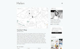 Helen - Minimal Portfolio & Photography WordPress Theme