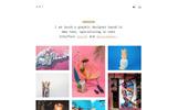 "WordPress шаблон ""Artis - Minimal Portfolio & Shop"""