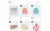 Purin - Minimal Portfolio & WooCommerce WordPress Theme Big Screenshot