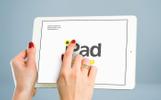 """""""iPads Mockups"""" 产品模型"""