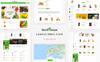 Fresh Avenue - Organic Mega Purpose Store OpenCart Template Big Screenshot