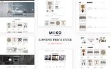 Moko Furniture OpenCart sablon
