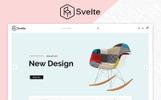 Svelte Furniture Multi store Responsive Bootstrap OpenCart Template