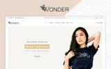 Wonder Stylish Fashion PrestaShop Theme