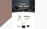"""Omix Furniture Minimal Store"" PrestaShop Thema"