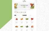 Biotique Organic Grocery Store PrestaShop Theme