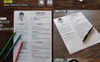 Graphic / Web Designer Resume Template Big Screenshot