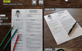 Graphic / Web Designer Resume Template