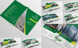 Company Profile PSD Corporate Identity Template