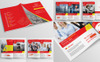 Company Profile PSD Corporate Identity Template Big Screenshot